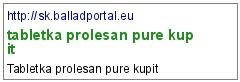 tabletka prolesan pure kupit